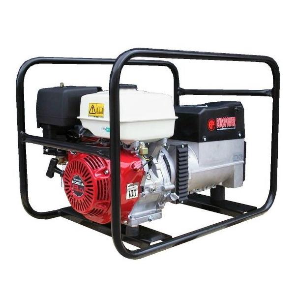 Генератор бензиновый Europower EP 200 X 3X230V для ж/д в Алзамае