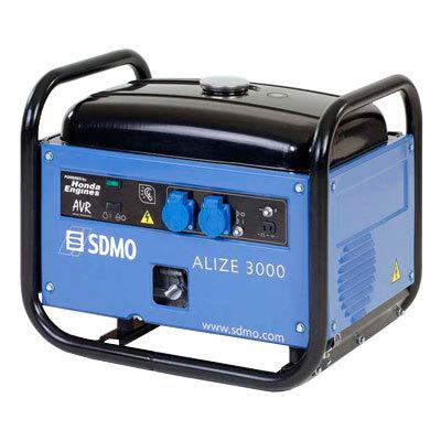 Генератор SDMO ALIZE 3000 в Алзамае