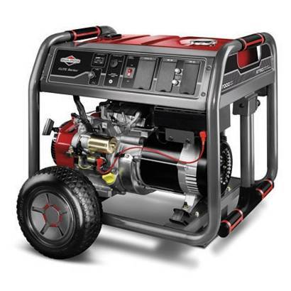 Генератор бензиновый Briggs & Stratton Elite 7500EA в Алзамае