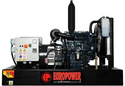 Генератор дизельный Europower EP 163 DE в Алзамае