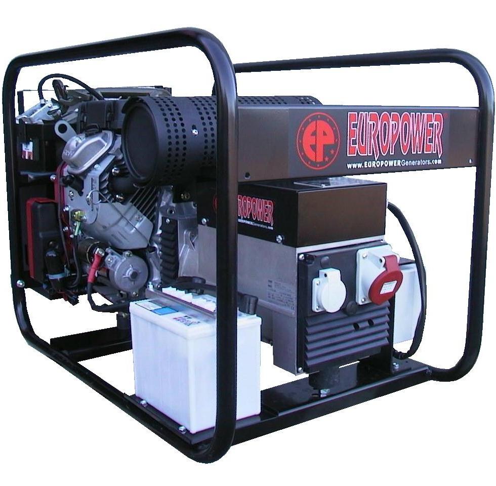 Генератор бензиновый Europower EP 13500TE в Алзамае