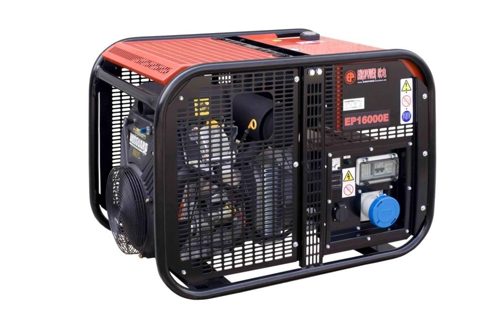 Генератор бензиновый Europower EP 16000 E в Алзамае