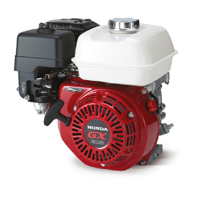 Двигатель Honda GX 200UT2 RHQ4 OH в Алзамае