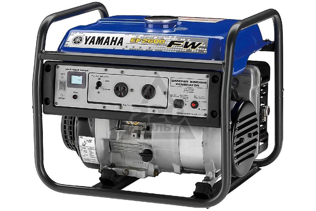 Генератор Yamaha  EF2600 в Алзамае