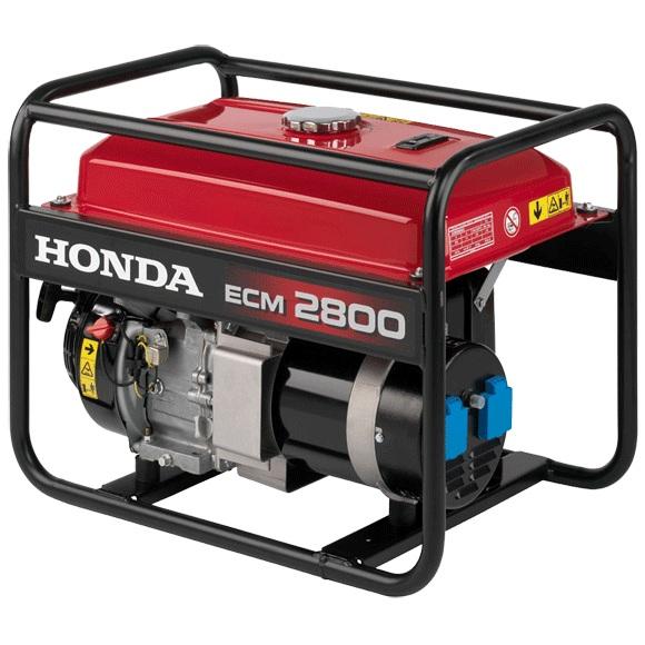Генератор Honda ECM2800 в Алзамае