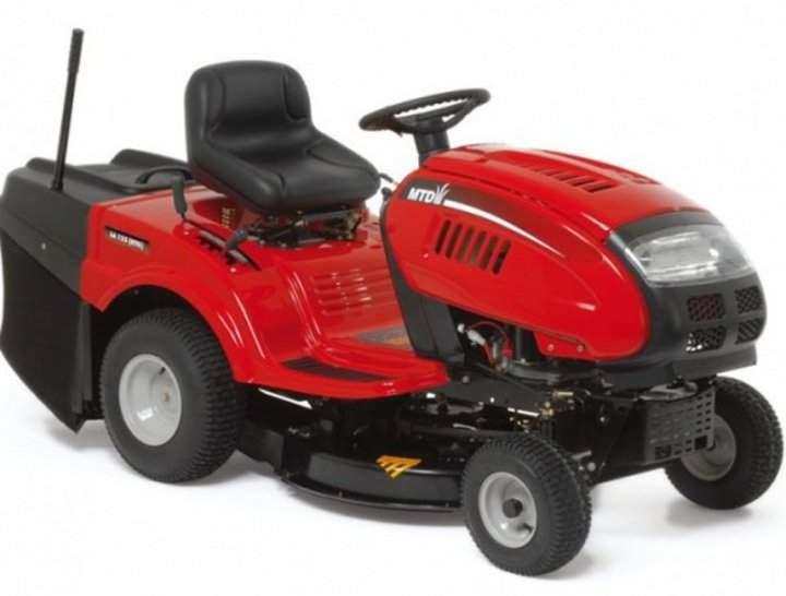 Садовый трактор MTD OPTIMA LE 175 H (SPECIAL) в Алзамае