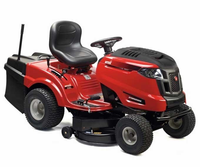 Садовый трактор MTD OPTIMA LN 165 H в Алзамае
